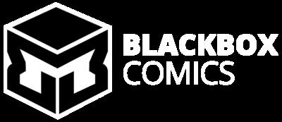 BlackBox Comics Logo